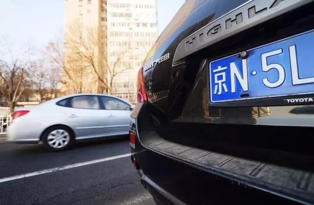 大量转让北京公司名下车牌